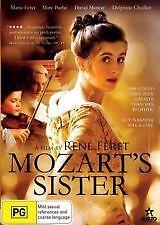 MOZART'S SISTER - BRAND NEW & SEALED DVD