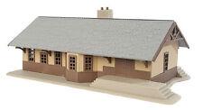 Spur HO -- Kit IRON Ridge Station - 904 NUOVO