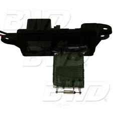 HVAC Blower Motor Resistor Front BWD RU1070