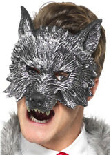 Disfraces unisex color principal gris, de animales y naturaleza