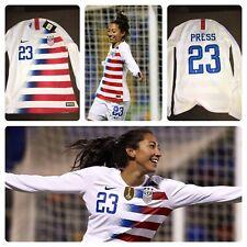 NIKE USA Womens Soccer National Team 2018/2019 #23 Press LS MATCH Jersey S