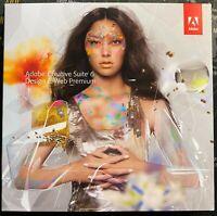 Adobe Creative Suite 6 Design + Web Premium Macintosh deutsch DVD -incl MwSt CS6