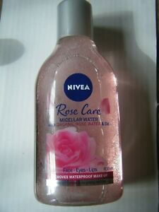 NIVEA ROSE CARE MICELLAR WATER  400ML NEW