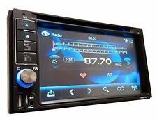 SoundXtreme ST-6527BT 2Din DVD Bluetooth Receiver with DVD/CD/MP3/FM/USB/SD