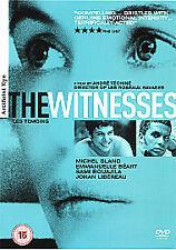 The Witnesses (Emmanuelle Beart) - DVD UK Release Sealed!