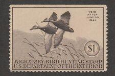 Kappysstamps Ks2845 Usa Bob Federal Ducks Sc# Rw7 Mint Hinged Retail $135