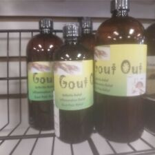 Gout Out Tonic - Natural Herbal Organic Relief