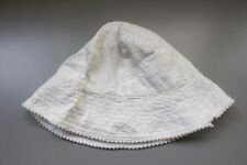 """Girl Size L """"Seed"""" White Hat. Great Condition! Bargain Price!"""