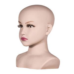 Child Mannequin Head