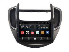 Hi-Fi, GPS y tecnología Trax para coches Chevrolet