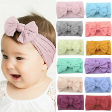 Fashion Infant Toddler Baby Girls Bow Headband Hairband Headwear Accessories NEW