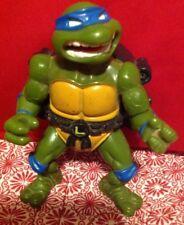 1991 Vintage Playmate Toys TMNT City Sewer Leonardo Action Figure