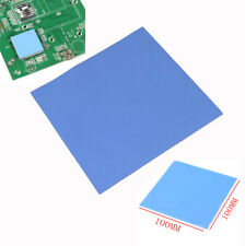 GPU CPU Heatsink Cooling Conductive Silicone Pad 100mm*100mm*0.5mm Thermal Pad