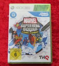 Marvel Super Hero Squad Comic Combat, XBox 360 Spiel, Neu, deutsche Version