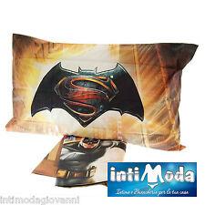 Lenzuola Copriletto Stampa Digitale Caleffi Batman V Superman 100% cotone