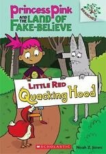 Princess Pink and the Land of Fake-Believe #2: Little Red Quacking-ExLibrary