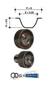 Dayco Timing Belt Kit KTBA029 fits Nissan 180 SX 1.8 (S13), 1.8 Turbo (S13), ...