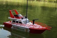 RC Feuerwehrboot FIRE BOAT 1 mit Sirene ferngesteuertes Schiff Boot