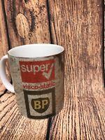 BP Visco Retro Oil Car Motocycle Vintage Mechanic Gift garage Tea Coffee Mug