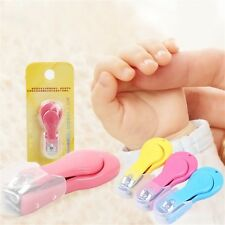 Baby Nail Clippers Safety Cutter Care Toddler Infant Scissors Manicure Set SW