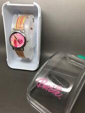 Nice branded Barbie Watch perfectly working  in its case ready to give