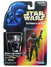 Star Wars Potf 2 estrella de la muerte artillero momc 1996