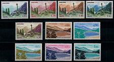 TIMBRES ANDORRE ANNÉE 1961/64 Série n°158 au n°164 NEUF**/*