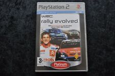 WRC Rally Evolved Platinum Playstation 2 PS2