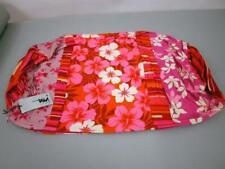 Taj Wood Scherer Kissenbezug Kissenhülle gr Nackenrolle Aloha Baumwolle 25x60 cm