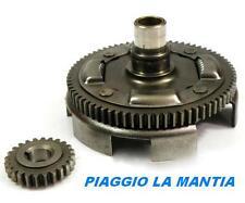 COPPIA TRASMISSIONE CAMPANA E PIGNONE z 22x63 VESPA 50-90-PK-APE 50 PIAGGIO