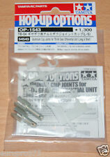 Tamiya 54543 Aluminum Cup Joints for TB-04 Gear Differential Unit (Long & Short)