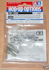 Taza de aluminio Tamiya 54543 articulaciones para TB-04 Gear diferencial unidad (largo y corto)