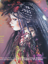 Cecile et Christine AUTUMN  Doll Ad / Mundia Collection / Advertisement ONLY
