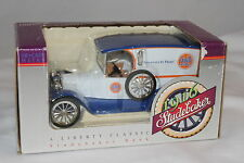 1916 Studebaker Gold Medal Flower Delivery Van  Liberty Classic Toy Bank,  Boxed