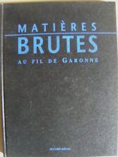 CAUE Midi Pyrénées Toulouse Argile Galet Marbre Garonne Patrimoine Accord Ed. 95