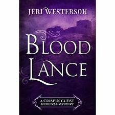 Blood Lance - Paperback / softback NEW Westerson, Jeri 15/01/2019