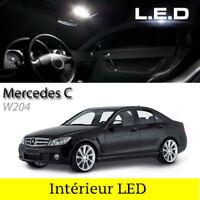 LED Innenraumbeleuchtung Beleuchtung Set / 12 led Glühbirnen für Mercedes A w204