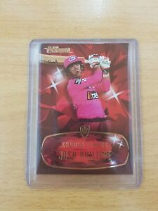 Josh Philippe Cricket CA Traders 2020 Mojo Ruby MR136 Limited Edition Near Mint