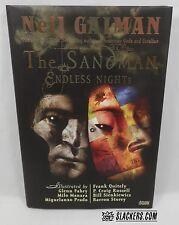 THE SANDMAN Endless Nights NEIL GAIMAN 1st ED Vertigo DJ L New HARDCOVER Fantasy