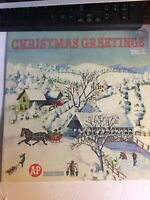 CHRISTMAS GREETINGS A&P VOL. 2 VARIOUS ARTISTS COLUMBIA SPECIAL PRODUCTS