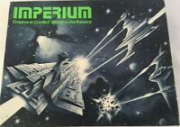 Imperium Empires In Conflict World in The Balance Vintage Board Game 1977