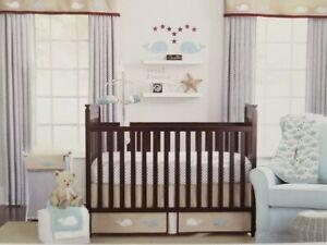 Las Mejores Ofertas En Los Bebés Varones Wendy Bellissimo Conjuntos De Ropa De Cama De Vivero Ebay