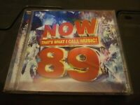 Various Artists : Now That's What I Call Music! 89 CD 2 discs (2014)