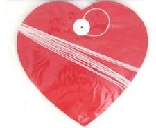 VALENTINES DAY HEART TISSUE GARLAND PARTY DECORATION ENGAGEMENT WEDDING LOVE