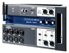 Soundcraft Ui12 Digital Rack Mixer - New