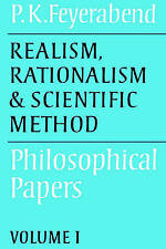 Realism, Rationalism and Scientific Method: Volume 1: Philosophical Papers (Phi