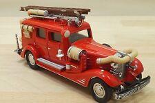 Matchbox N° YFE03 Cadillac V-16 1933 Feuerwehr Oldtimer Metall Modell 1:43