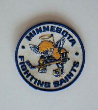 1975 Wha Minnesota Fighting Saints Hockey Patch Rare Logo - Flash Sale