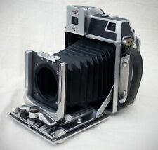 Linhof Super Technika III Camera Body & Cut Film Back - 6x9 (2x3)