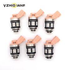 6X Fuel Injectors 16600-9S200 JS23-4 For Nissan Quest Frontier Xterra 3.0L 3.3L